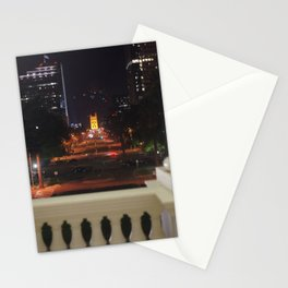 Road from the Capitol Stationery Cards