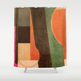 Soccer in the Sand Shower Curtain