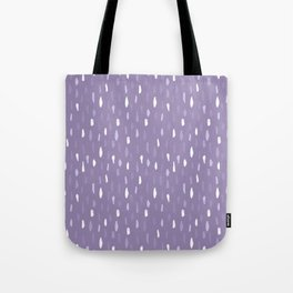 Stains Abstract Ultraviolet Tote Bag