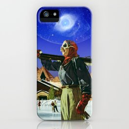 Vacation in Giza iPhone Case