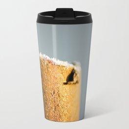 А Metal Cake Travel Mug