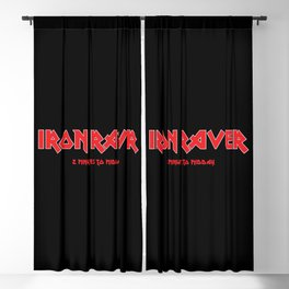 Iron raver Blackout Curtain