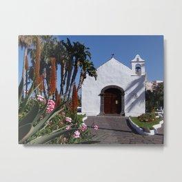 San Telmo church, Tenerife Metal Print