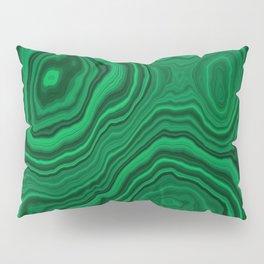 Malachite Pillow Sham