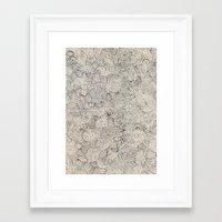 infinite Framed Art Prints featuring Infinite Love by Marcelo Romero