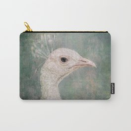 The Little White Queen Carry-All Pouch
