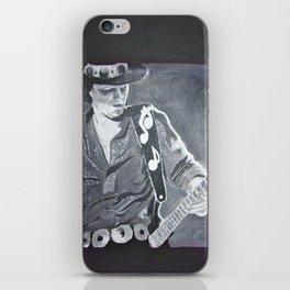 Stevie Ray Vaughan - Guitar iPhone Skin