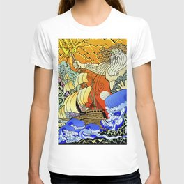 Tales of the Trident:Poseidon T-shirt