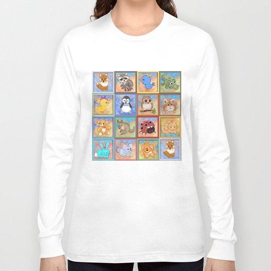 Baby animals Long Sleeve T-shirt