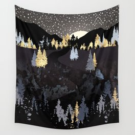 Evening Sky Wall Tapestry