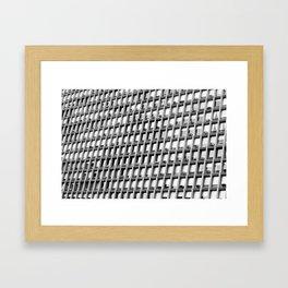 New York Living Framed Art Print