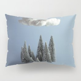 A cloud over the forest Pillow Sham