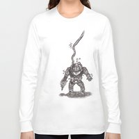 scuba Long Sleeve T-shirts featuring Scuba by The A B Project