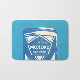 Condensed Milk (Sgushchennoye Moloko) Bath Mat