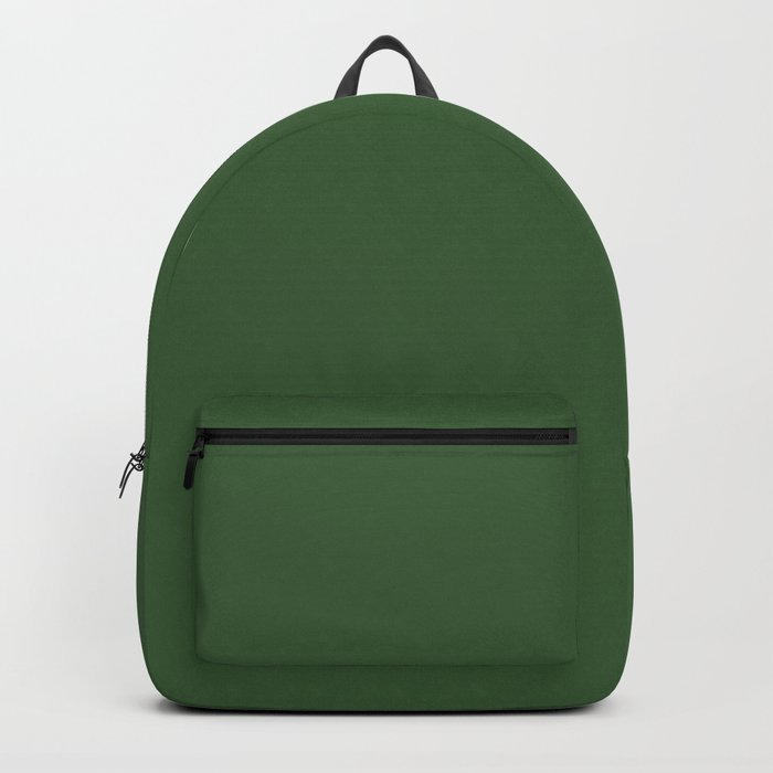 Kiss of Spring ~ Green Coordinating Solid Backpack