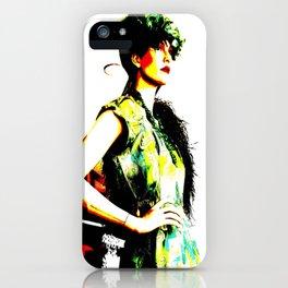 Vintage: Bea iPhone Case