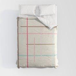 Criss Cross Comforters