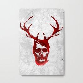 Hannibal variant print Metal Print