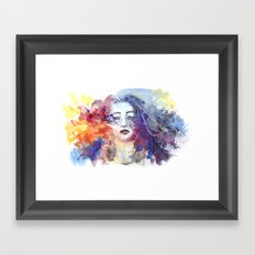 Ultraviolence Framed Art Print
