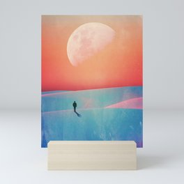 Deserted Mini Art Print
