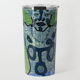 Avatars 1 - Skin Circuits Travel Mug