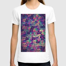 Cats  New colour No. 1 popularity 316 T-shirt