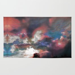 Sky View As Seen On TV Rug
