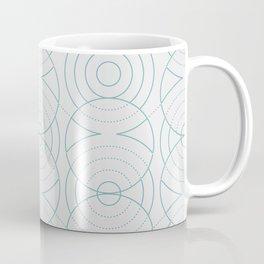 Ripple Connection - Light Coffee Mug