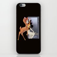 givenchy iPhone & iPod Skins featuring GIVENCHY BAMBI (Inspired) by V.F.Store