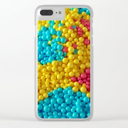 Ball Pit Clear iPhone Case
