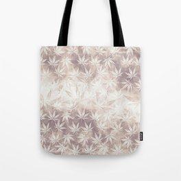 Silver Haze Tote Bag