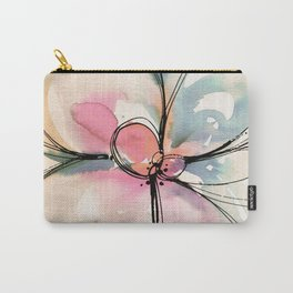 Ecstasy Bloom No.21j by Kathy Morton Stanion Carry-All Pouch
