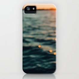 The Light In August iPhone Case