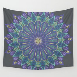 Southern Belle Mandala Wall Tapestry