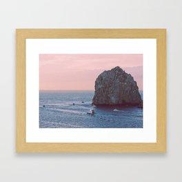 Cabo Framed Art Print