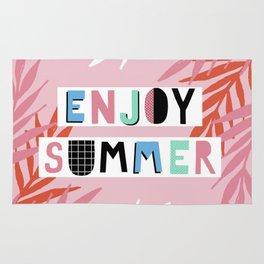 Enjoy summer Rug