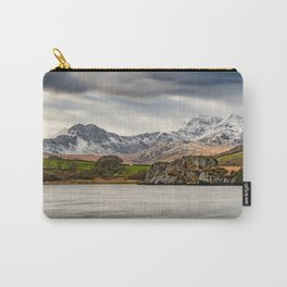 Snowdon Horseshoe Winter Carry-All Pouch