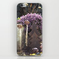 deco iPhone & iPod Skins featuring Deco by Kristin Kaiser