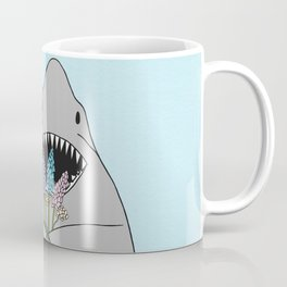 Happy Shark Coffee Mug