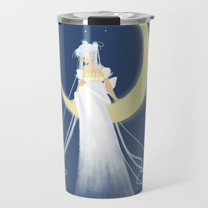 Moon Princess Travel Mug