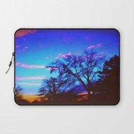 Colorful Sky (vintage) Laptop Sleeve