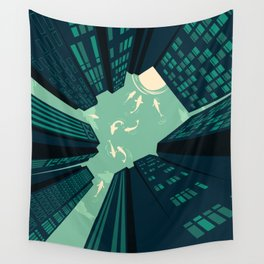 Solitary Dream Wall Tapestry