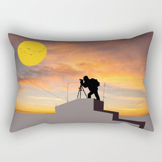 Perfect Shot Rectangular Pillow