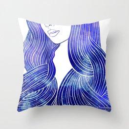 Nereid LXVI Throw Pillow