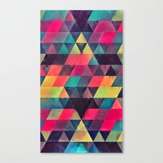 fyx th'pryss Canvas Print