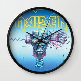 IRON MAIDEN IYENG 8 Wall Clock