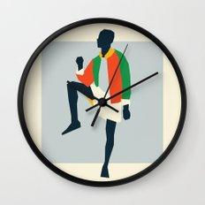 Fashion Dance 1 Wall Clock