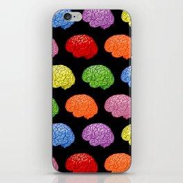 Brains iPhone Skin