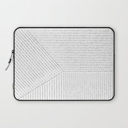 Lines Art Laptop Sleeve