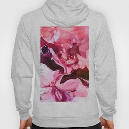 the red touch Hoody